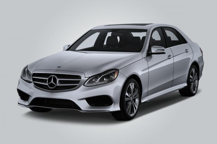 Alta gama Mercedes E