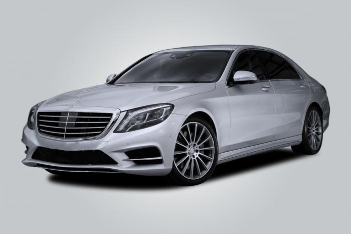 Alta gama Mercedes S