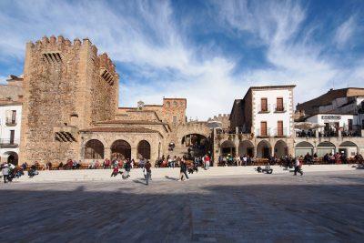 Экскурсия в Касерес Испания