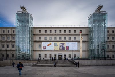 Экскурсия в Музей Реина София