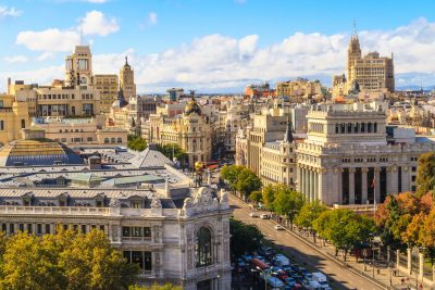 Tours by car in Madrid (3 hours)