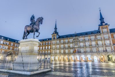 tour of old Madrid