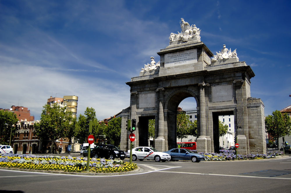 Ворота Пуэрта де Толедо