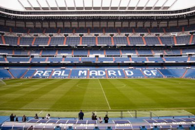 Tour to Santiago Bernabeu and Las Ventas