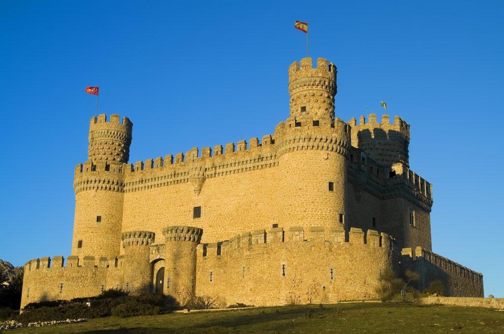 экскурсия по замкам испании