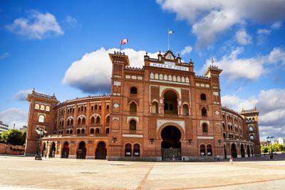 Экскурсия на стадион Las Ventas