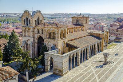 Групповая экскурсия из Мадрида в Авилу