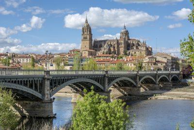 Trip from Madrid to Salamanca