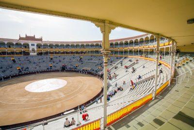 Тур по стадиону Сантьяго Бернабео + Лас Вентас