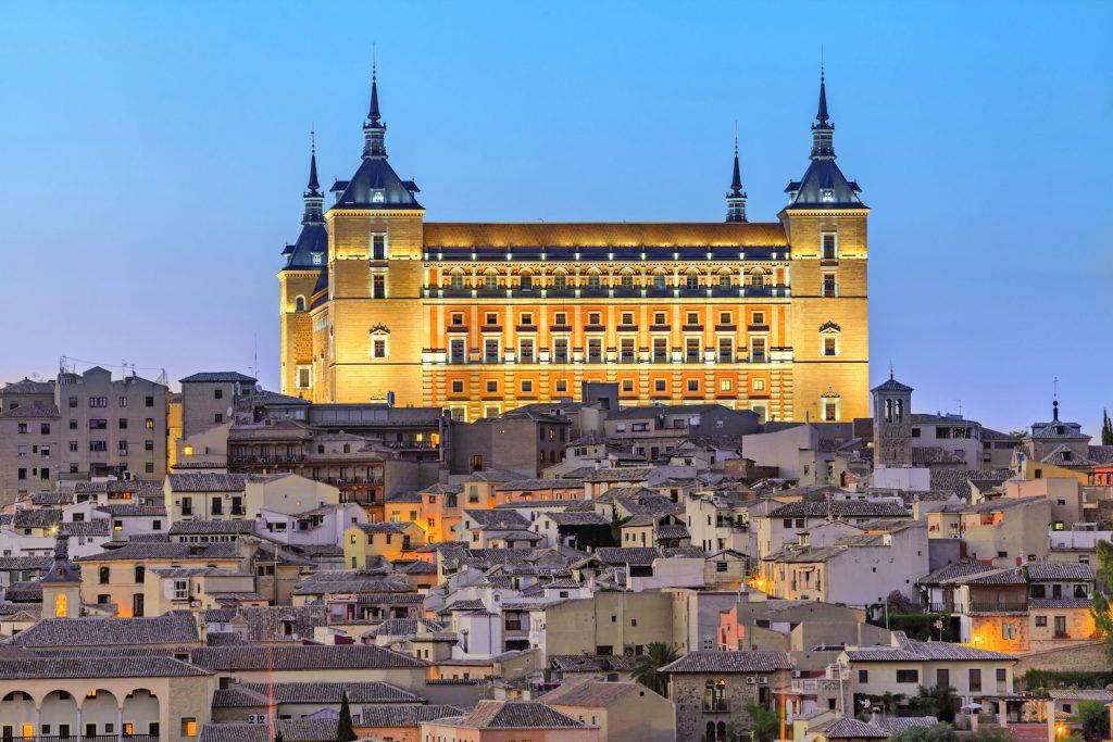 Ekskursii v Toledo