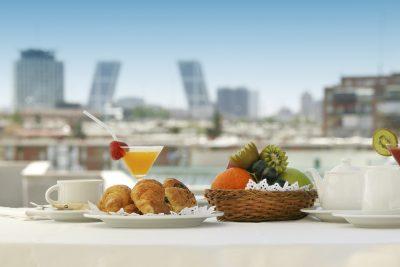 Hoteles y restaurantes de Madrid