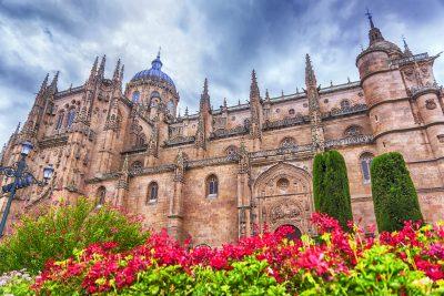 Madrid a Salamanca + Avila