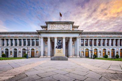 Экскурсия в Музей Прадо + Королевский дворец