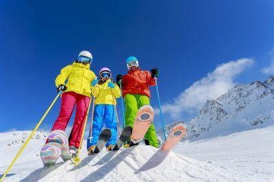Ski resorts in Europe