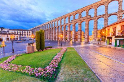 Trips to Segovia