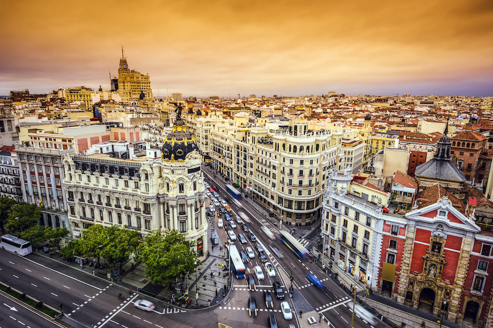 Гид в Мадриде