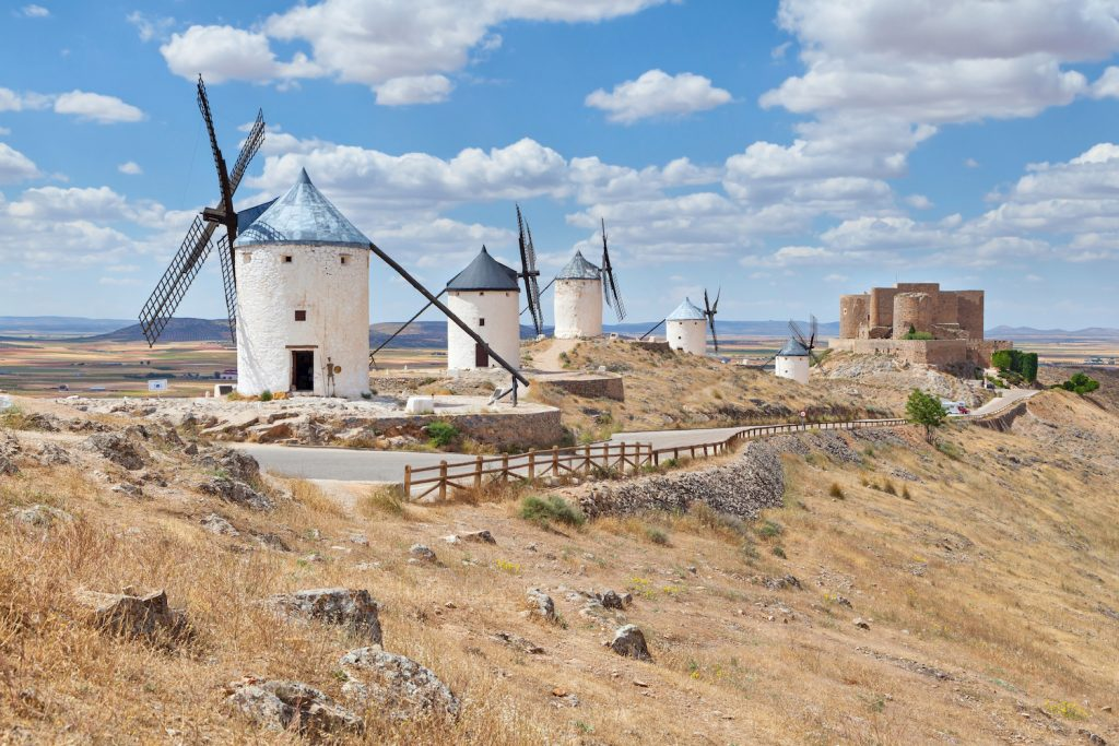 Trip to Consuegra