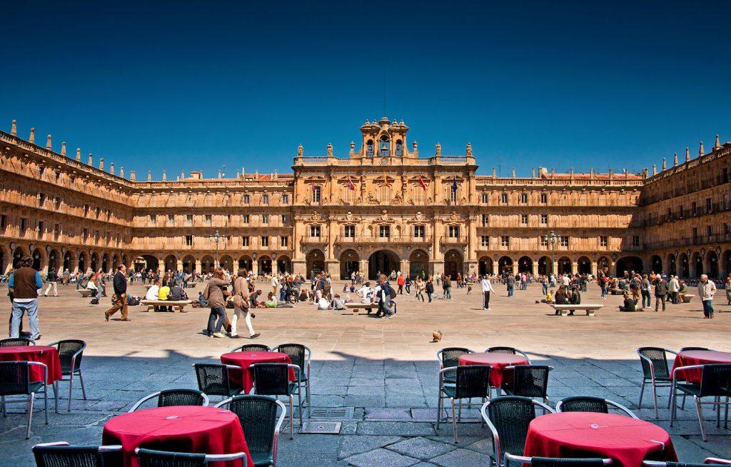 Экскурсия из Мадрида в Саламаанку
