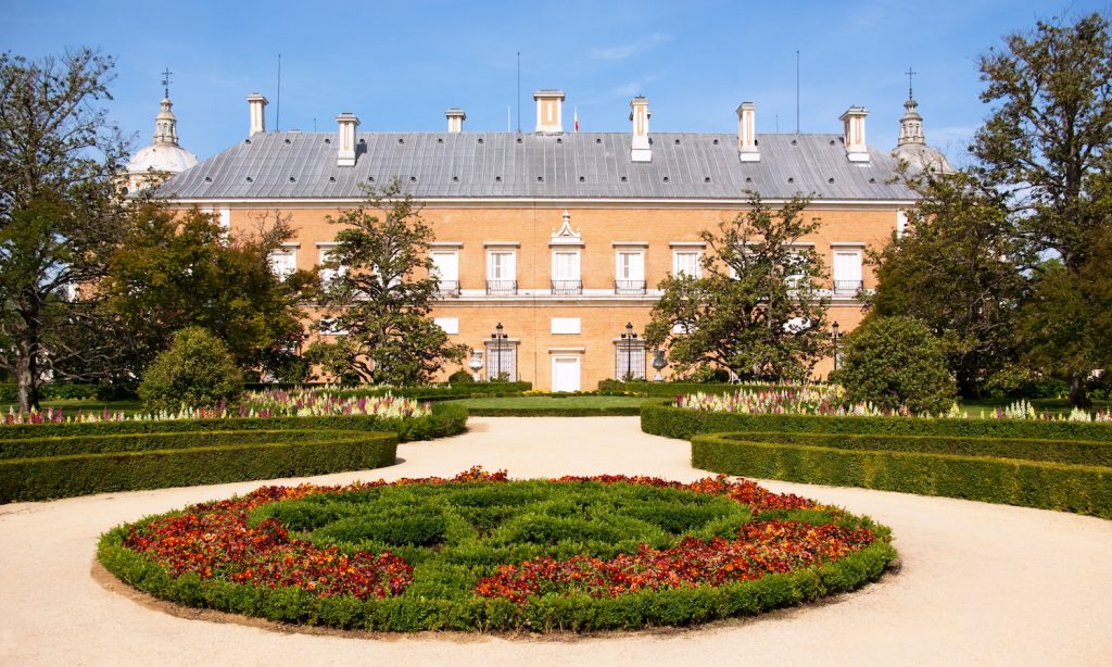 Palace Of Aranjuez, Spain