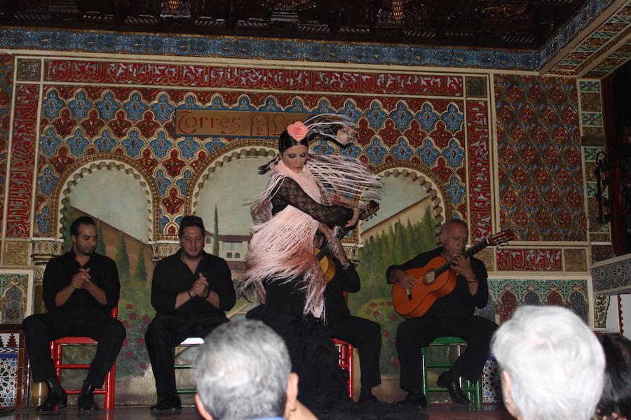 Забронировать фламенко в Мадриде