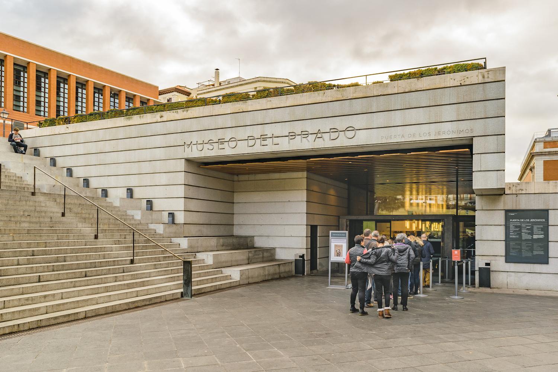 Групповая экскурсия по Музею Прадо