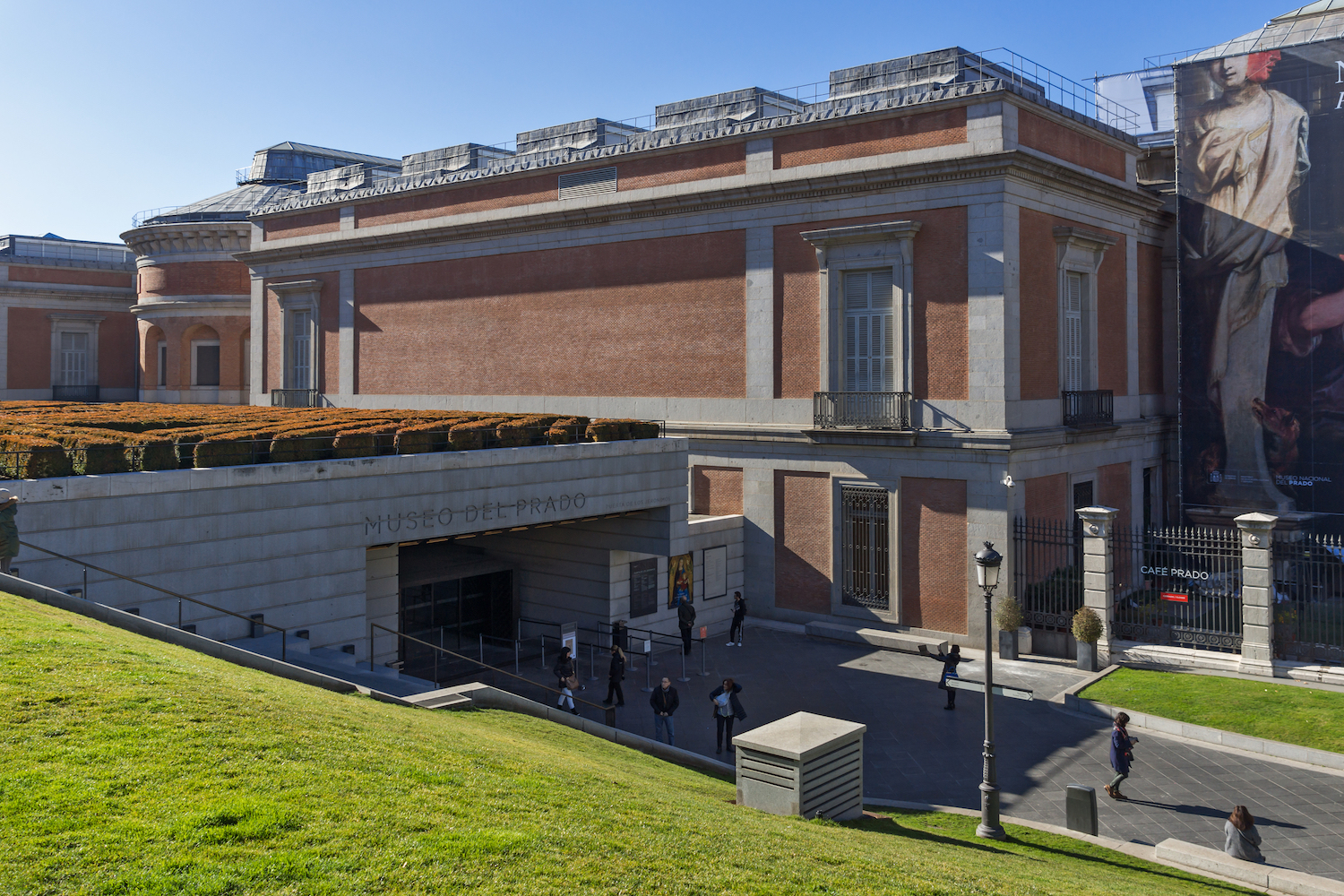 guide for the Prado Museum