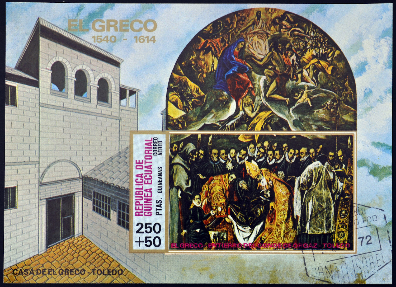 Картина Эль Греко