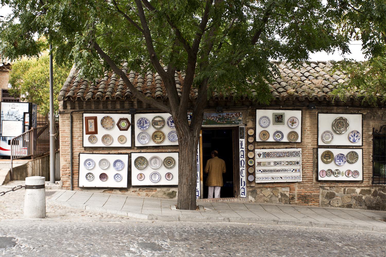 Керамика в Толедо