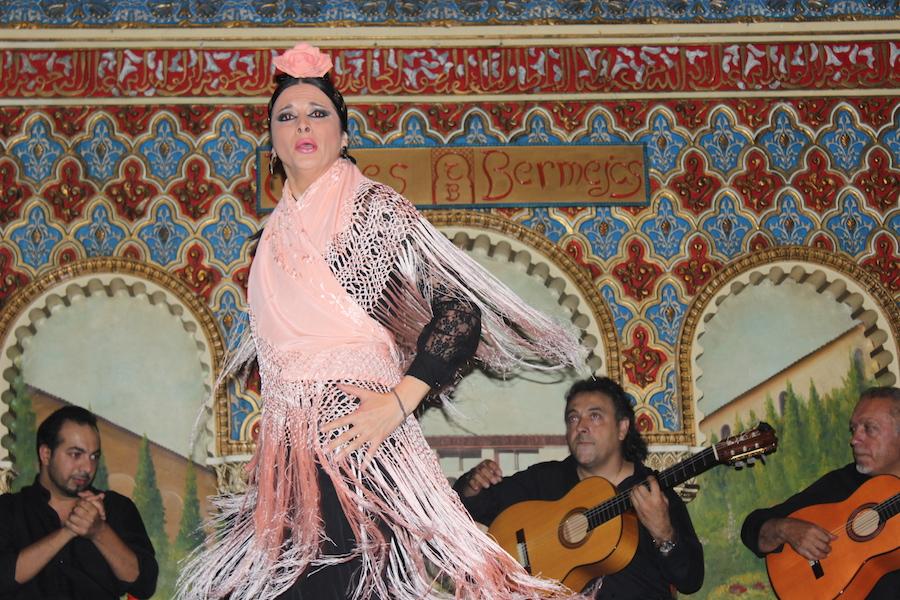 Танец-Фламенко в Мадриде