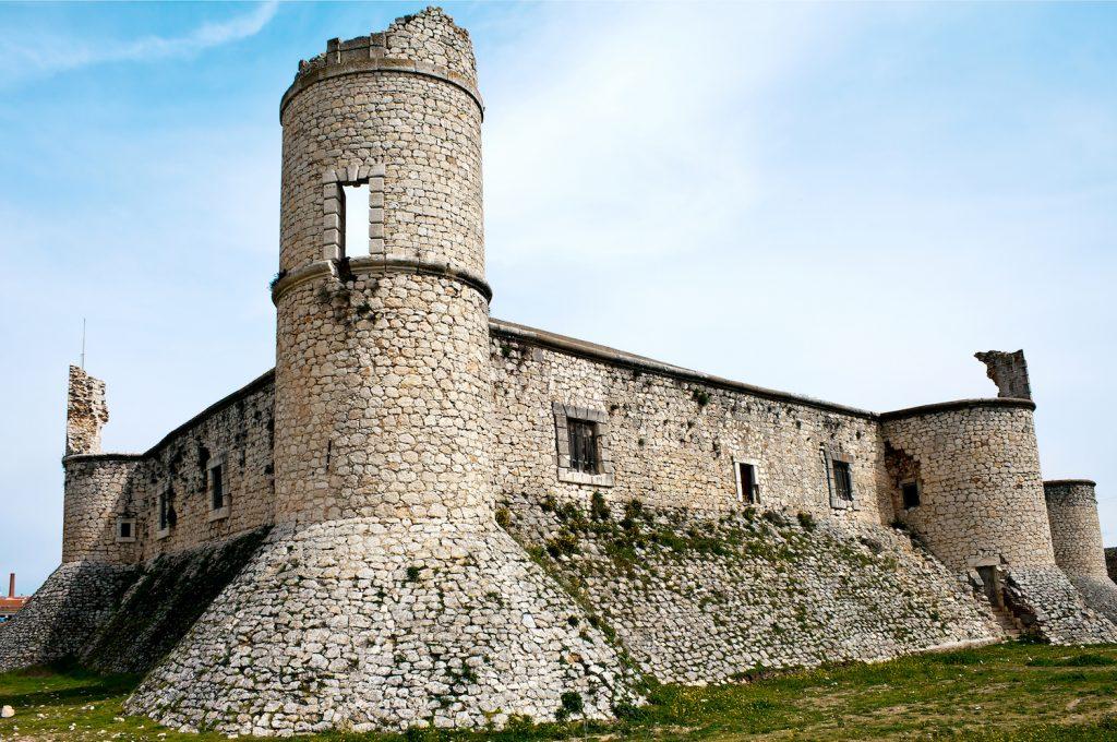 Замок в Чинчон