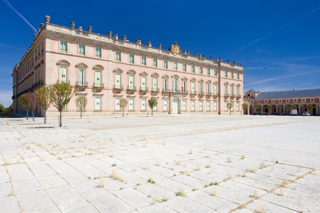 Royal Palace of Riofrio