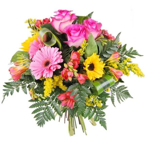доставка цветов испания