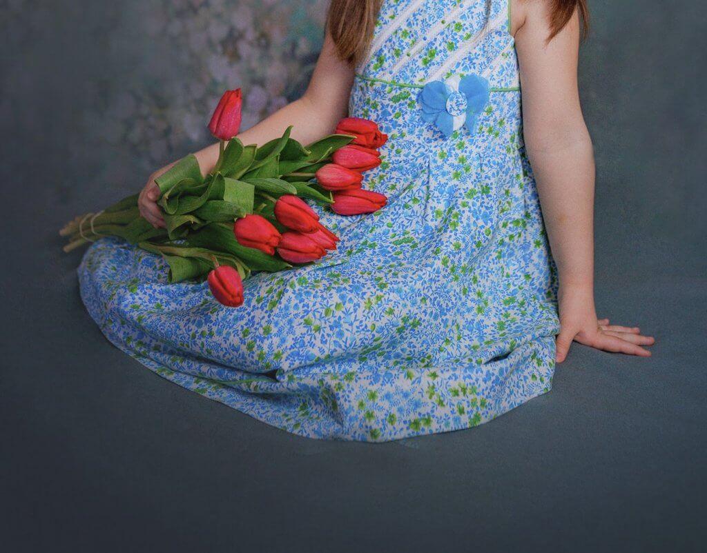 тюльпаны в испании