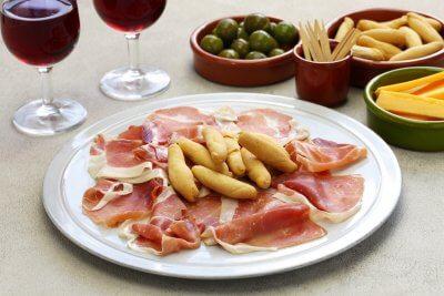 деликатесы испанской кухни
